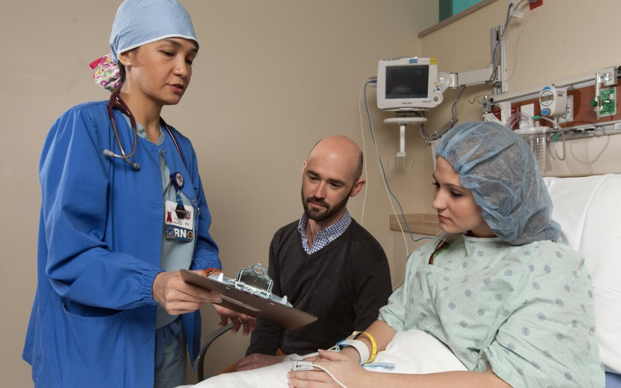 Pediatric Anesthesiology » Department of Anesthesiology